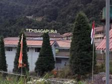 Paska Divestasi, Inalum Bangun Smelter Bersama Freeport
