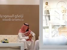 Bukan Apple, Saudi Aramco Perusahaan Laba Terbesar Sedunia!