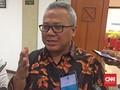 KPU Tak Mau Kompromi Cabut Larangan Eks Koruptor Nyaleg