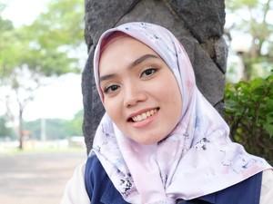 7 Gaya Peserta Sunsilk Hijab Hunt 2018 Pakai Scarf Motif yang Lagi Hits