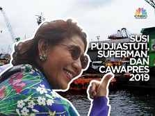 Menteri Susi Pudjiastuti, Superman, dan Cawapres 2019
