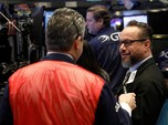 Wall Street Dibuka Menghijau, Saham Apple Memimpin Reli