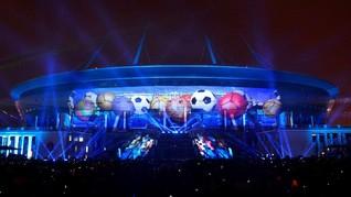 Melihat Dunia Bersatu dalam Piala Dunia Rusia