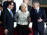 Bos IMF: Perdagangan Global Alami Krisis Kepercayaan