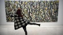 Kesulitan Dana, Museum di Brasil Jual Lukisan Jackson Pollock