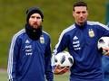 Pelatih Bercanda Akan Pensiun Jika Timnas Argentina Juara