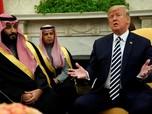 Saling Ancam, Hubungan Arab & AS Kian Memanas
