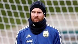 Messi Tak Sebut Ronaldo di Daftar Pemain Favorit Piala Dunia