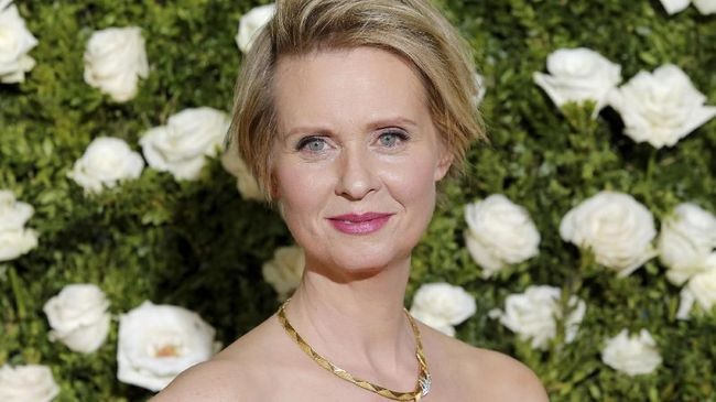 Cynthia Nixon 'Sex and The City' Gagal Jadi Gubernur New York