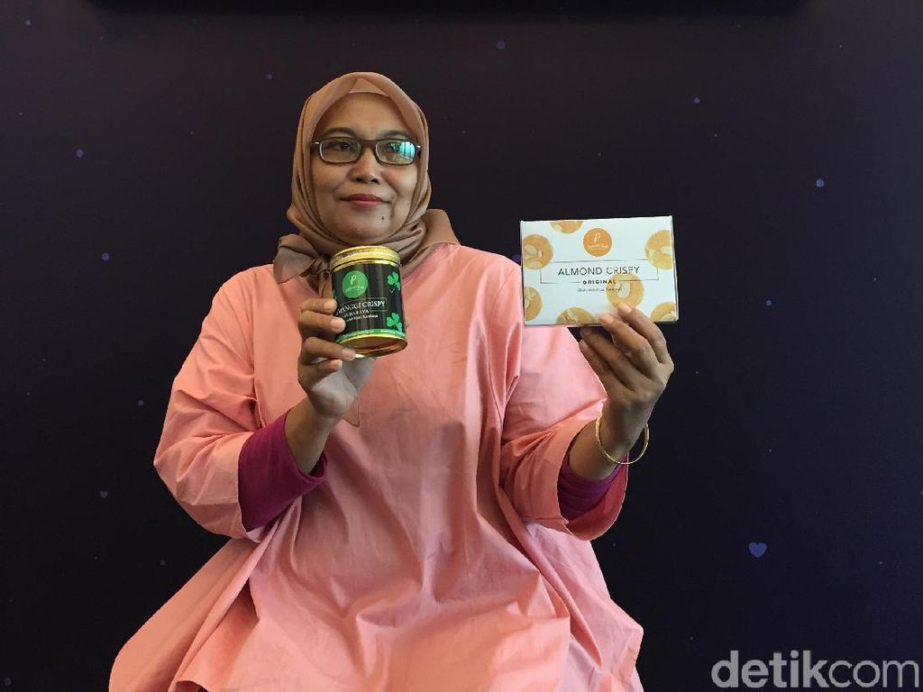 Kisah Inspiratif Wanita yang Dulu Dipenjara Kini Sukses Buat Kampung Kue