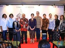 Deretan Kain Nusantara Akan Dipamerkan di Mahakarya Borobudur