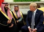 Saat Trump Ultimatum Arab Saudi, Ancam Tarik Pasukan MIliter!