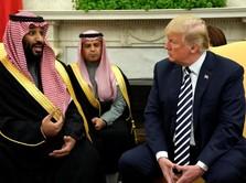 Bulan Madu AS-Saudi Bisa 'Bubar' Kalau Biden Jadi Presiden?