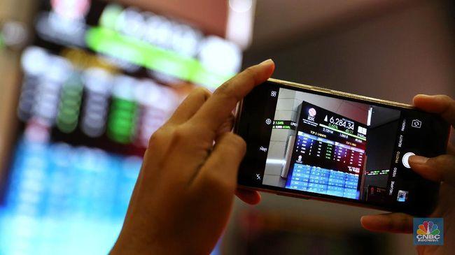 JSMR ELSA BBRI Sesi I, Investor Asing Borong Saham BUMN