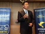 James Riady: Tower Apartemen Belum Dibangun di Meikarta