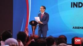 Didukung Perindo, Jokowi Mantap 'Nyapres' di 2019