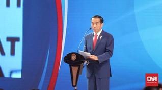 Jokowi Sindir Calon PNS Banyak yang Jomblo