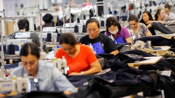 Pengusaha tekstil sudah resmi mengajukan perlindungan perdagangan ke Kemendag.