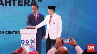 Perindo Kembali Tegaskan Dukung Jokowi di Pilpres 2019