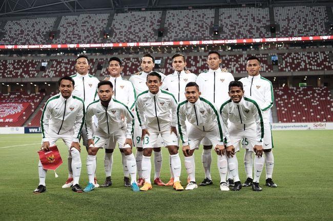 Jadwal Siaran Langsung Timnas Indonesia U23 vs Taiwan