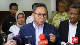 Respons Zulhas Soal Izin Lahan Sawit 25 Kali Luas Jakarta
