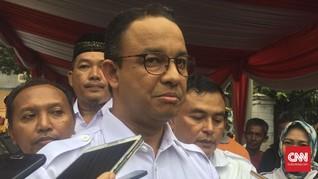 Anies Minta Nama Eks Pemilik Lahan MRT Diabadikan di Prasasti
