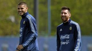 Timnas Argentina Merindukan Mauro Icardi?