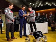 Jepang Beri Pendanaan Rp 12,9 T untuk Startup Luar Angkasa