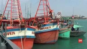 VIDEO: Curi Ikan di Natuna, Empat Kapal Vietnam Ditangkap