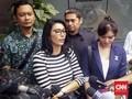 Dituding Culik Anak Sepupu, Tyas Mirasih Lapor Polisi