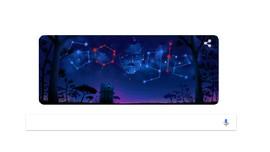 Guillermo Haro, Astronom Meksiko dalam Google Doodle