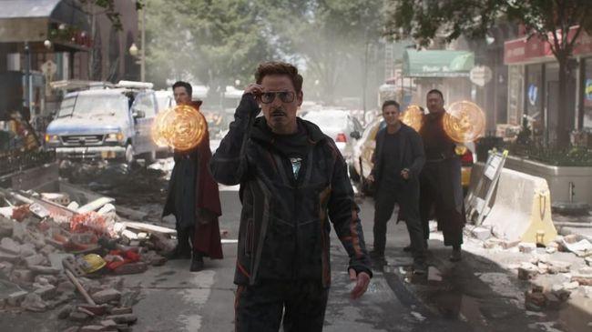 Sutradara Terkejut Dengar 'Infinity War' Kena Potong LSF