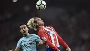 Griezmann Tentukan Masa Depannya Sebelum Piala Dunia 2018