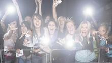 Kala Penonton 'Alay' Jamah Televisi Indonesia dan Hollywood