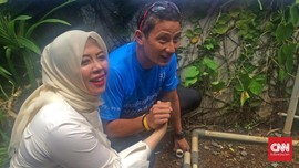 Puluhan Tahun Mandi 'Air Limbah', Sandiaga Berpaling ke PAM
