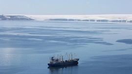 Ilmuwan Bor Danau Subglasial Seluas Jakbar di Antartika
