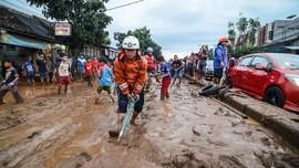 Eksplotasi Lahan Bandung Utara Diduga Penyebab Banjir Bandang