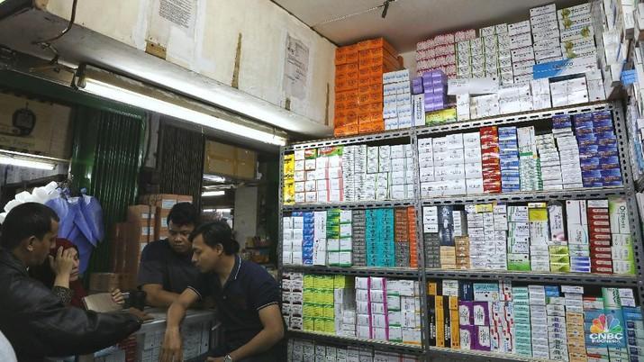 Industri Farmasi (CNBC Indonesia/Andrean Kristianto)