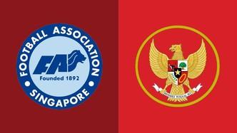 LIVE: Timnas Singapura vs Timnas Indonesia