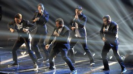 N'Sync Akan Punya Bintang Hollywood Walk of Fame April Ini