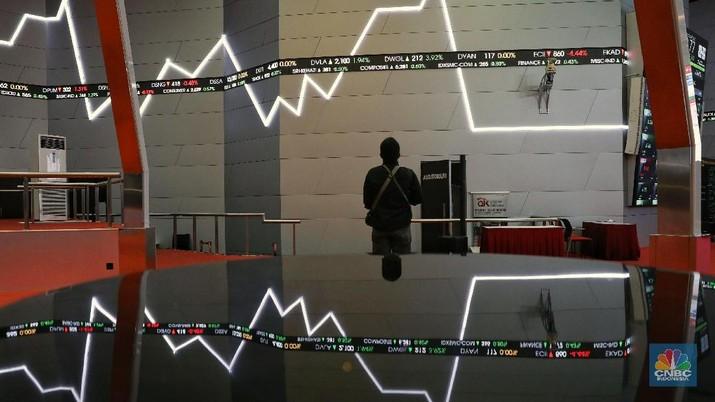 Pasar keuangan Indonesia terkoreksi habis-habisan pada perdagangan pekan lalu. Bagaimana dengan perdagangan hari ini?