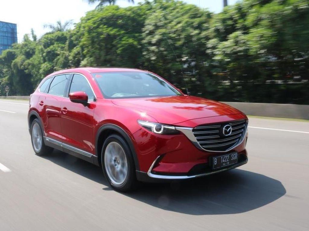 Mazda CX-9, Siap Bertarung dengan Jerman