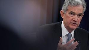 The Fed Sebut Pertumbuhan AS Turun, Resiko Global Meningkat