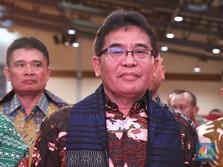 Bekas Dirut Telkom Direkrut Prabowo Jadi Pengurus KKIP