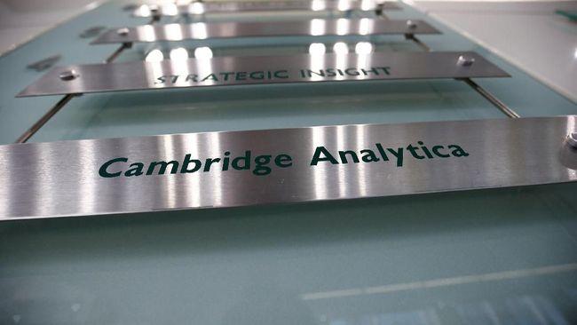 Cambridge Analytica Jawab Tuduhan Data Facebook Bocor