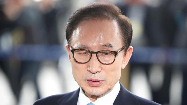 Jaksa Desak Penangkapan Mantan Presiden Korsel Terkait Suap