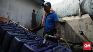 Kekeringan, Malaysia Patok Jatah Air untuk 150 Ribu Warga