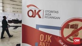 OJK Masih Tunggu Data Korban Kredit Fintech dari LBH Jakarta