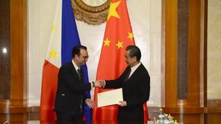 China dan Filipina Bidik Kerja Sama Eksplorasi di LCS
