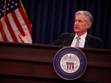 Ekonomi AS Menguat, The Fed Ingin Bunga Naik Lebih Tinggi